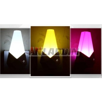 Gem Sound control night light