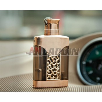 Ghost flame wheeled lighter