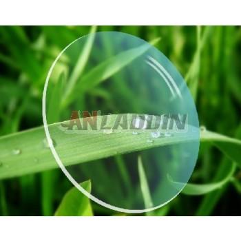 Green coating 1.56 ~ 1.74 resin prescription lens