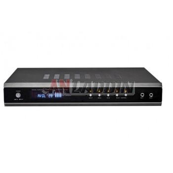 HIFI amplifier 2.1/5.1 hybrid channel home theater speaker amplifier