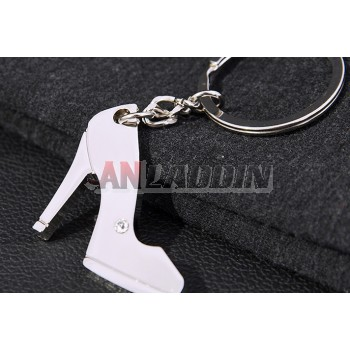 High heels keychain