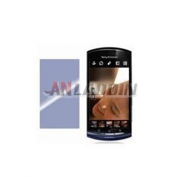 High transparent screen protective film for Sony Ericsson MT15i