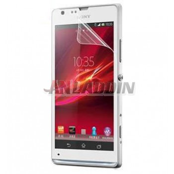High transparent screen protective film for Sony M35H / Xperia M35c