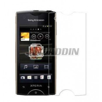 High transparent screen protective film for Sony st18i