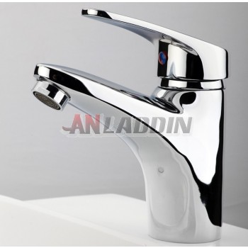Hot and cold water vanities faucet