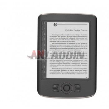 Ink ebook reader / 5-inch screen