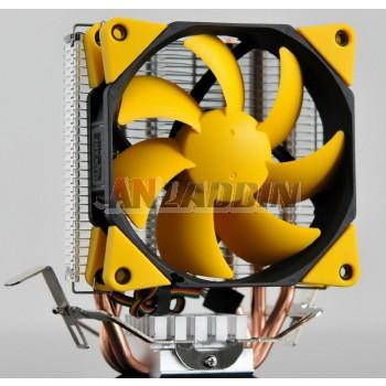 Intelligent temperature control CPU Cooler