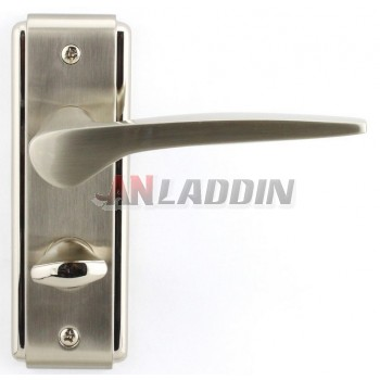 Interior door handle lock