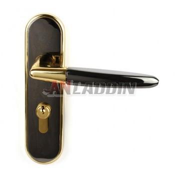 interior room door handle lock