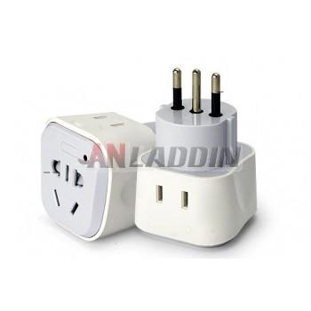 Italian standard plug adapter plug