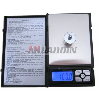 Jewelry Electronic Scale 0.01g / 0.1g kitchen Electronic Scale