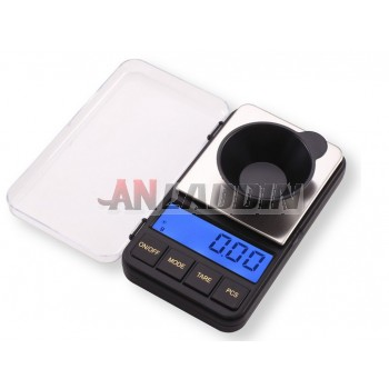 Jewelry electronic scale 0.01g / 0.1g Mini Pocket Scale