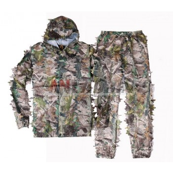 Jungle camouflage hunting clothing