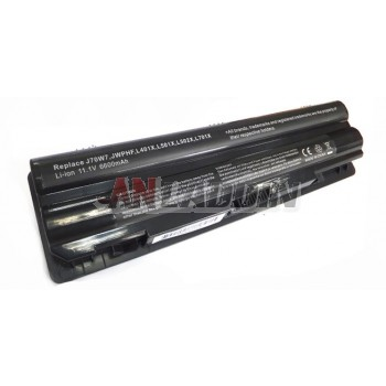 Laptop Battery For Dell XPS 15 XPS 14 XPS 17 L702X L502X