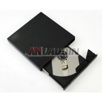 Laptop / desktop computers mobile external DVD USB drive CD burner