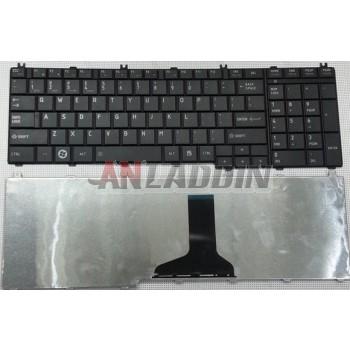 Laptop keyboard for Toshiba L650 L655 C650 C655 L750 L750D L775