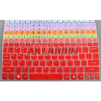 Laptop keyboard protector for Acer S3 S5 AO756 725 V5-171 V5-121 V5-131
