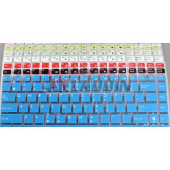 Laptop keyboard protector for Asus A85 K45V K46C X401U X402C X450V R405C