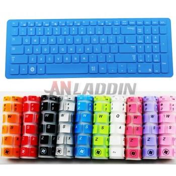 Laptop keyboard protector for Samsung 550P5C 355V5C 350V5C 355E5C 270E5V 275E5V