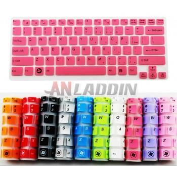 Laptop keyboard protector for Sony E141 CA SD SB SA S13 T13 E14