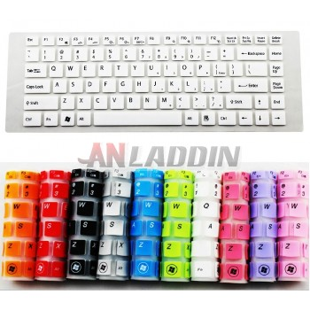 Laptop keyboard protector for Sony NW FW EA EG EK YES Series