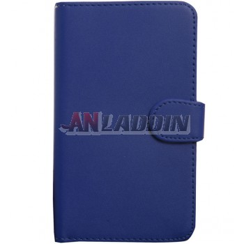 Leather Case for Samsung GALAXY NoteII