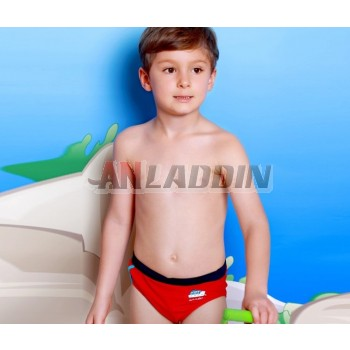 Little boy swimming trunks