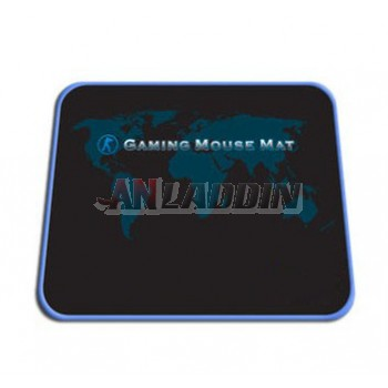 Lock side gaming mouse pad