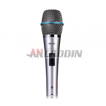 M6600 professional condenser microphones for PC