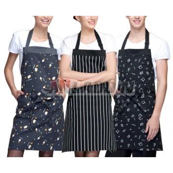 Men's Korean-style multi-purpose aprons
