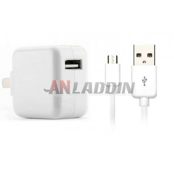 Micro USB Charger + data cable