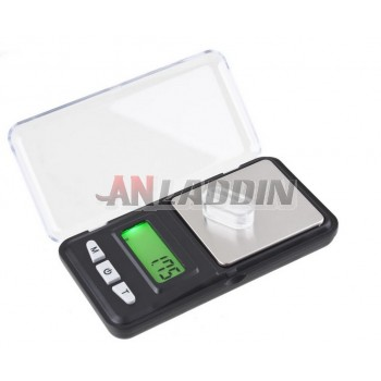 Mini Jewelry Electronic Scale / Portable Pocket Scale