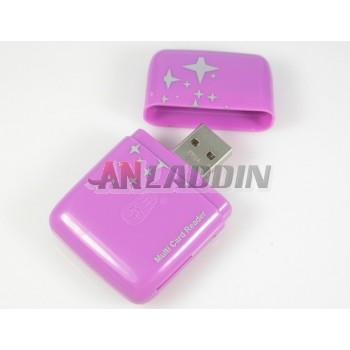 Mini Multi Card Reader