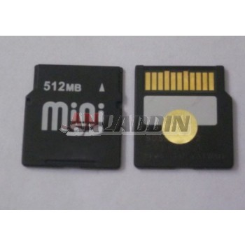 Mini sd memory card