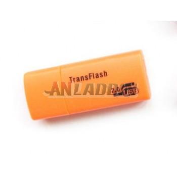 Mini usb2.0 T-Flash Card Reader