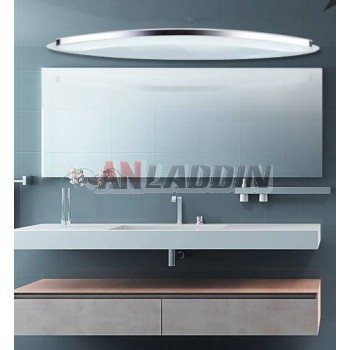 Minimalist arc 45-70CM LED mirror lamps