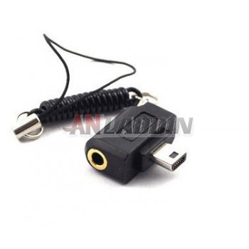 miniUSB to 3.5mm Interface
