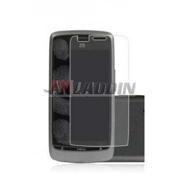 Mobile phone screen protective film for ZTE v880 u880