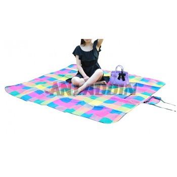 moistureproof thicker camping pad