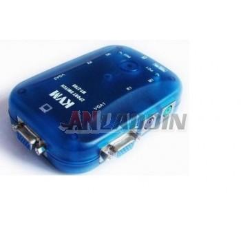MT-270s 2 Port KVM Switch