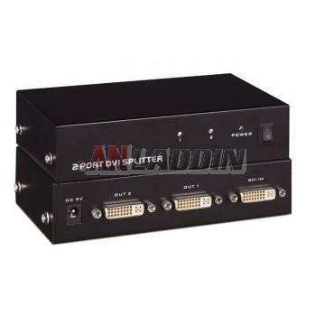MT-DV2H 2 DVI SPLITTER
