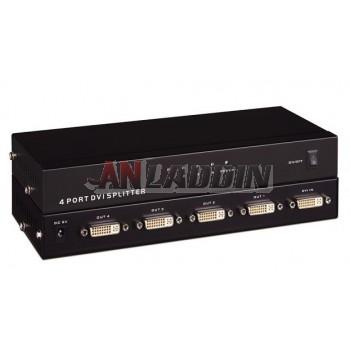 MT-DV4H 4 Port DVI Splitter