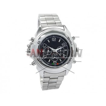 Multi-function MP3 Music Watch