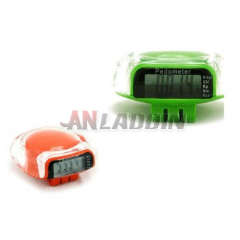 Multi-function pedometer / electronic measuring device for running