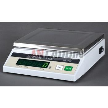 Multi-standard laboratory electronic scale