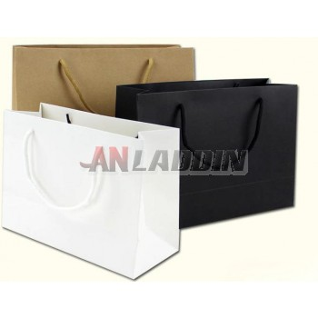 Multi - purpose kraft paper shopping bag