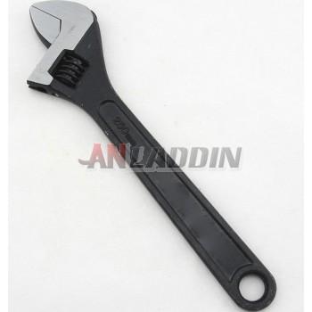 Multifunctional adjustable wrench