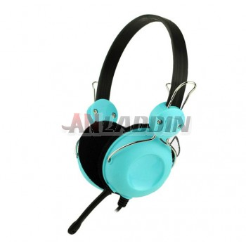 Music Headset Headphone with Microphone