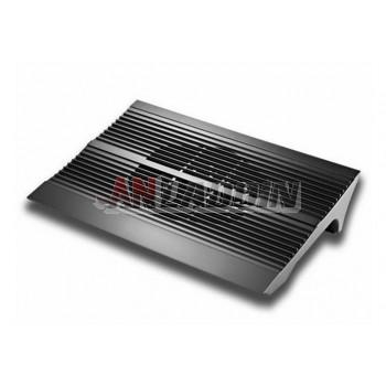 Mute 15'' aluminum laptop cooler
