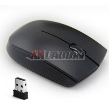 Mute ultrathin usb wireless mouse